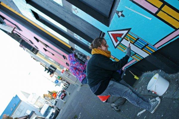 Vrijwilligerswerk in Reykjavík