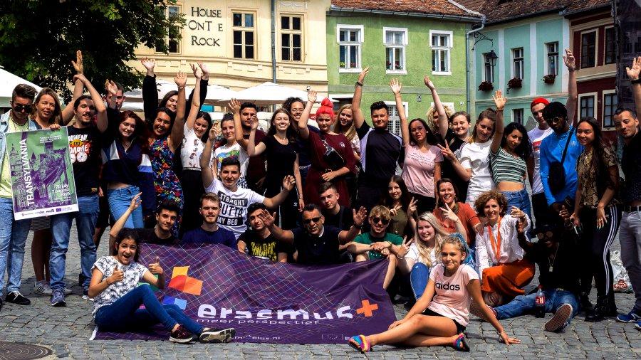 Uitwisseling in Roemenië