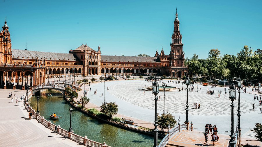 Taalcursus in Sevilla