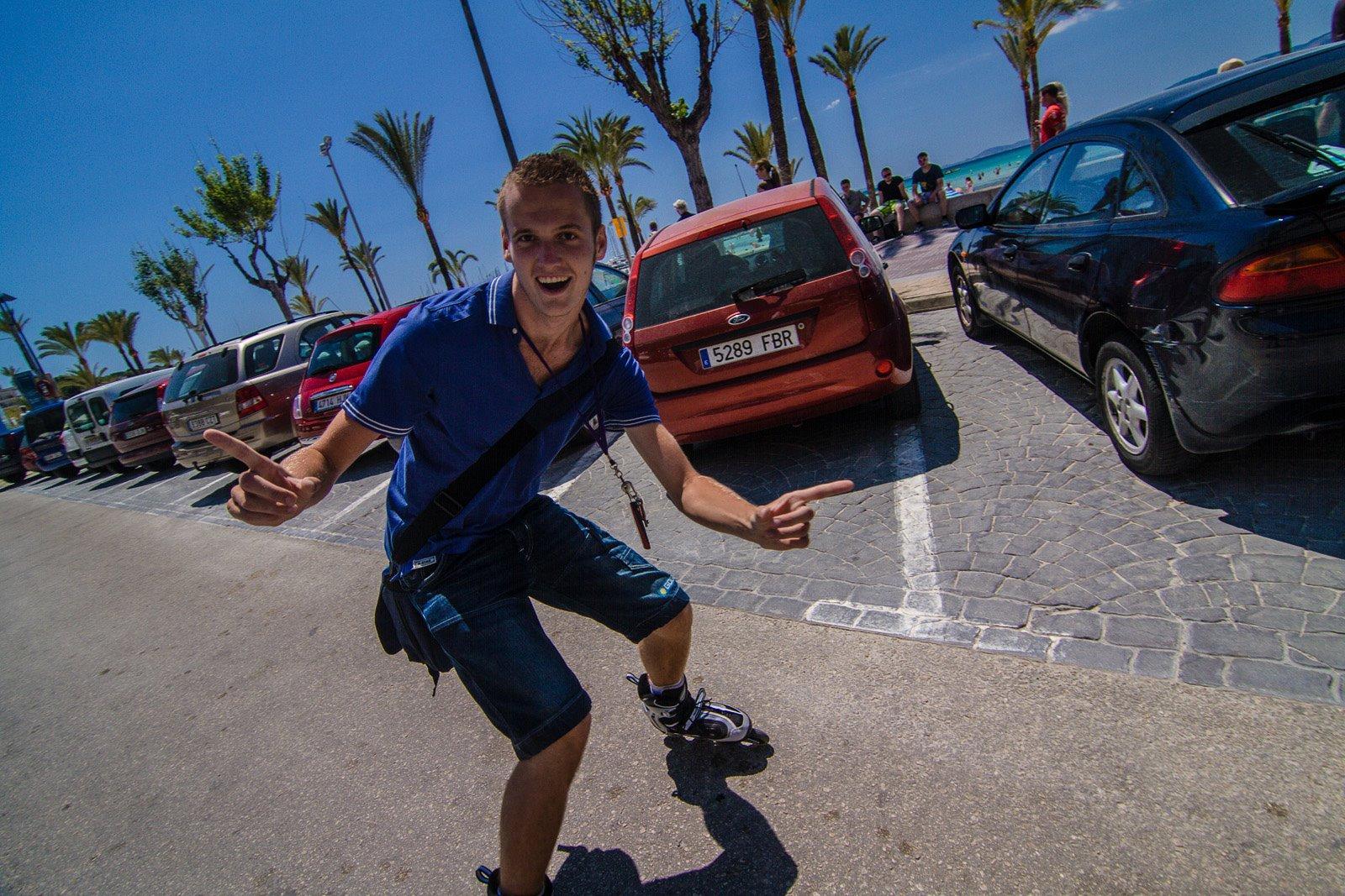 Werken als reisleider op Mallorca