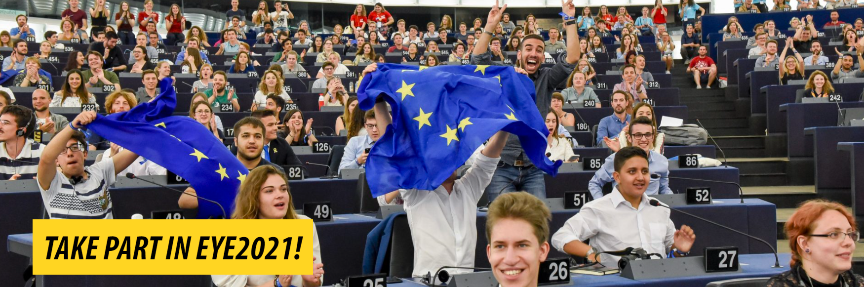 European Youth Event 2021: the future is ours!